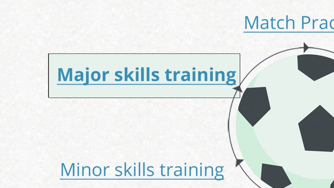 Optimising Learning with Major Skills Training